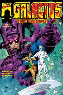 Galactus the Devourer #4