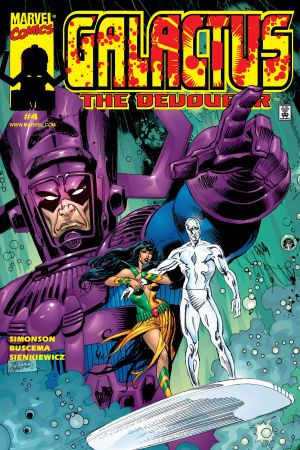 Galactus the Devourer #4