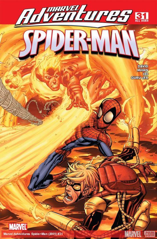 Marvel Adventures Spider-Man (2005) #31
