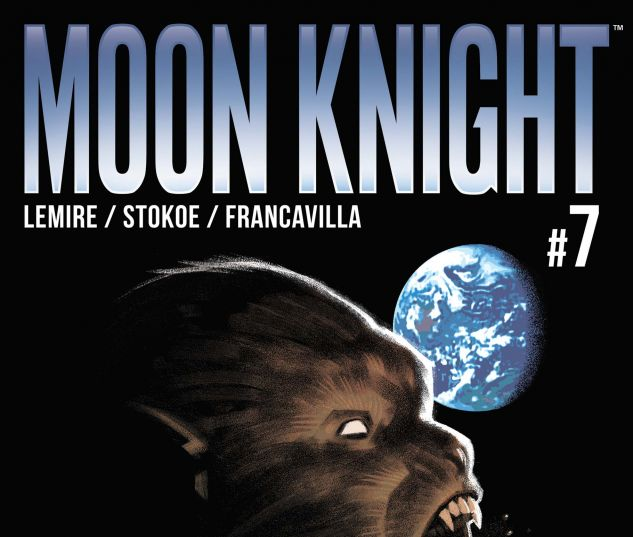 cover from Moon Knight (2015) #7