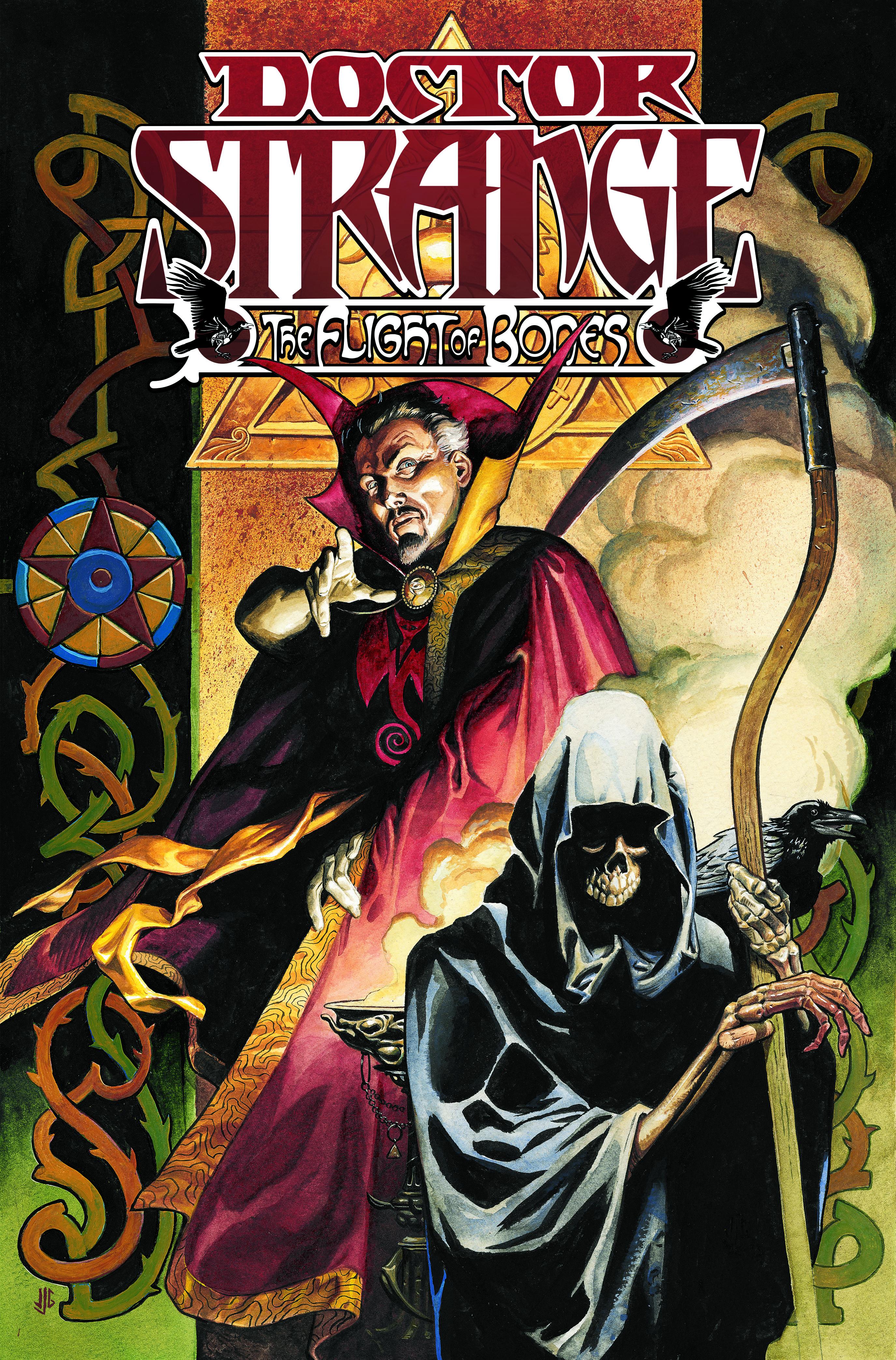 Doctor Strange: The Flight of Bones (Trade Paperback)