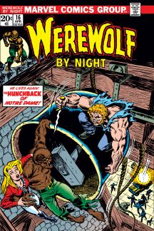 Werewolf By Night (1972) #16