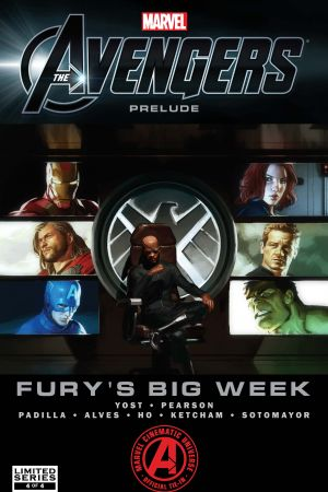 Marvel's The Avengers Prelude: Fury's Big Week #4