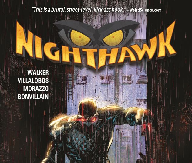 cover from Nighthawk (2020)