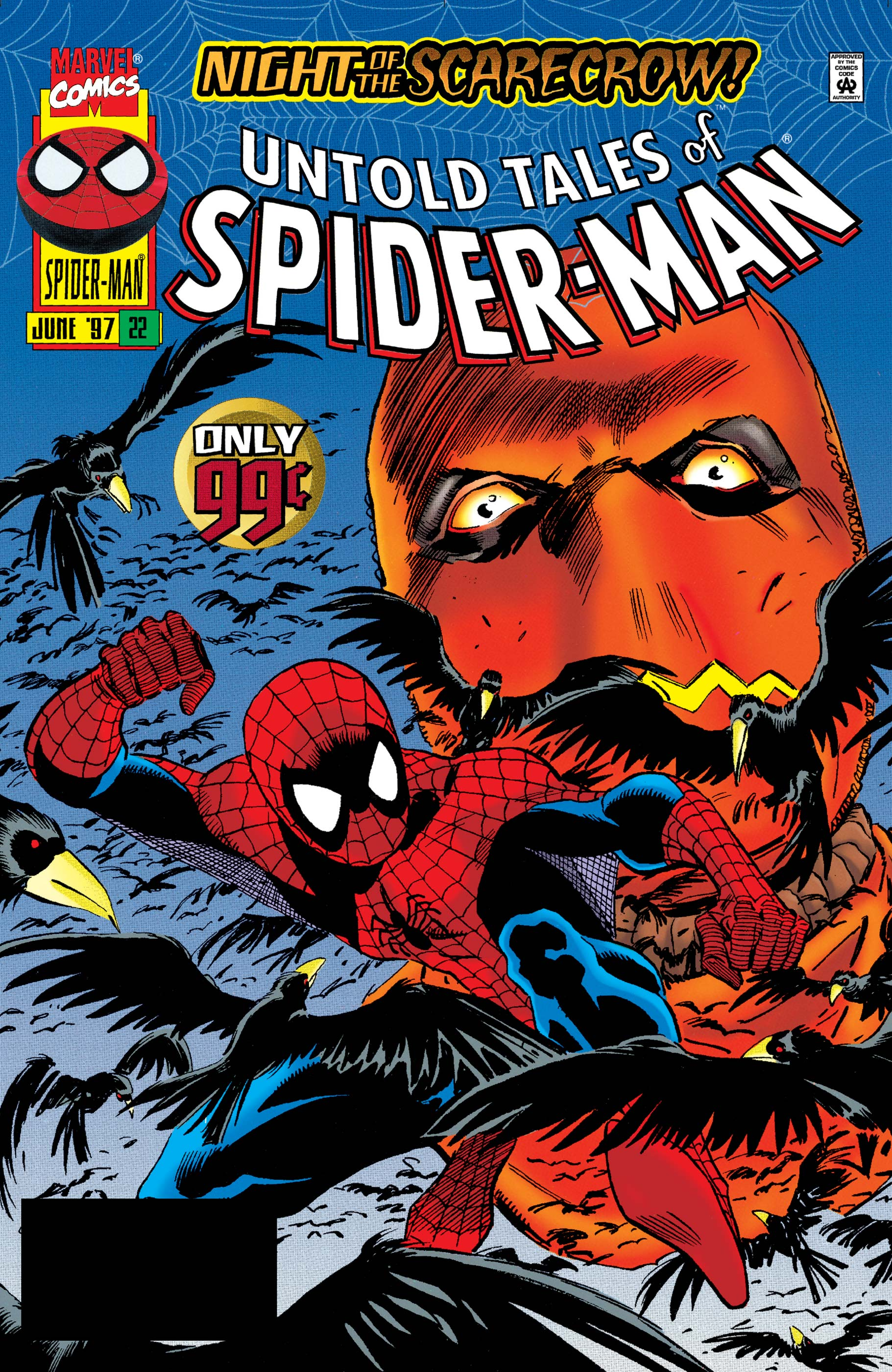 Untold Tales of Spider-Man (1995) #22
