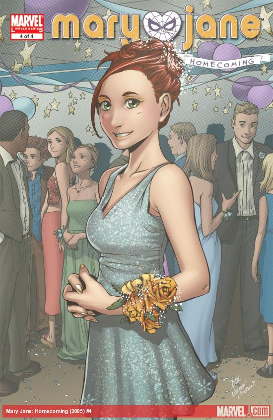 Mary Jane: Homecoming (2005) #4