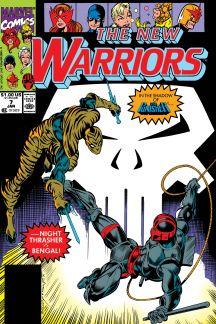 New Warriors (1990) #7