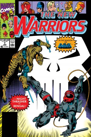 New Warriors (1990) #7