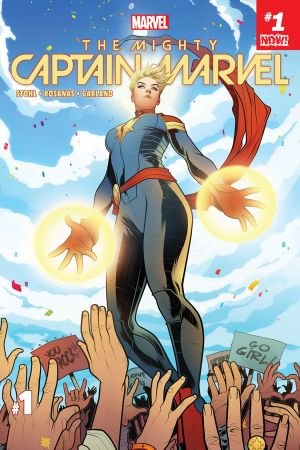 The Mighty Captain Marvel (2017) #1