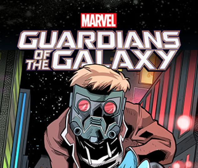 cover to GUARDIANS OF THE GALAXY: AWESOME MIX INFINITE COMIC (2016) #9
