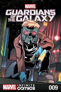 GUARDIANS OF THE GALAXY: AWESOME MIX INFINITE COMIC #9