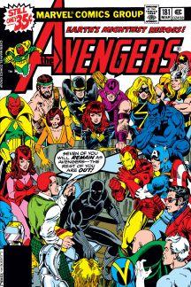 Avengers (1963) #181