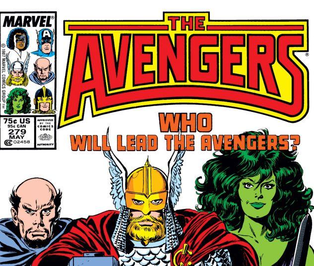 Avengers (1963) #279