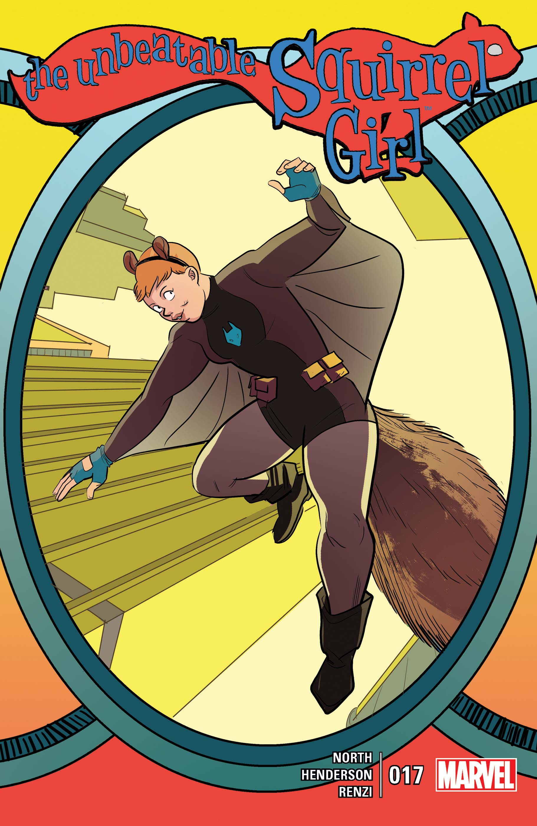 The Unbeatable Squirrel Girl (2015) #17