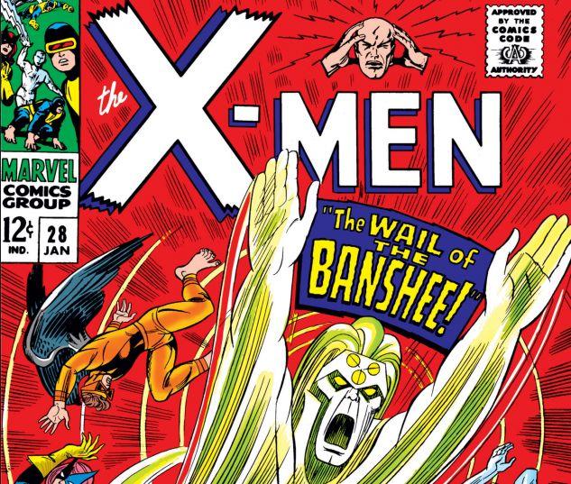 Uncanny X-Men (1963) #28