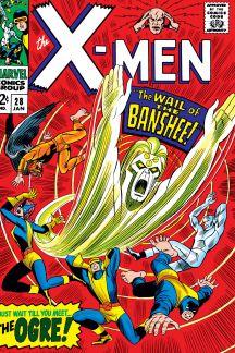 Uncanny X-Men #28