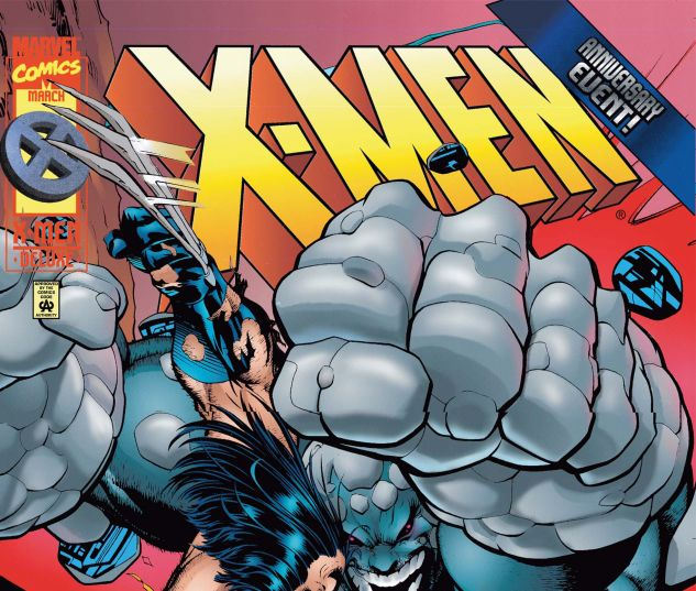X-MEN (1991) #50