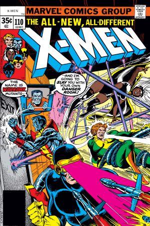 Uncanny X-Men #110