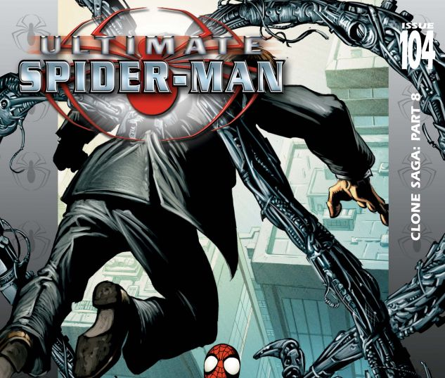 Ultimate Spider-Man (2000) #104