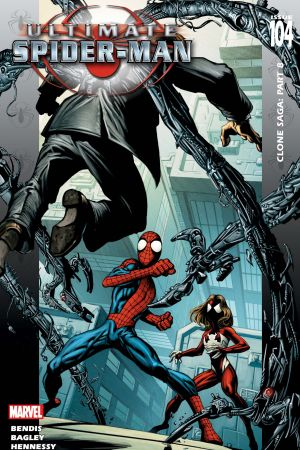Ultimate Spider-Man #104