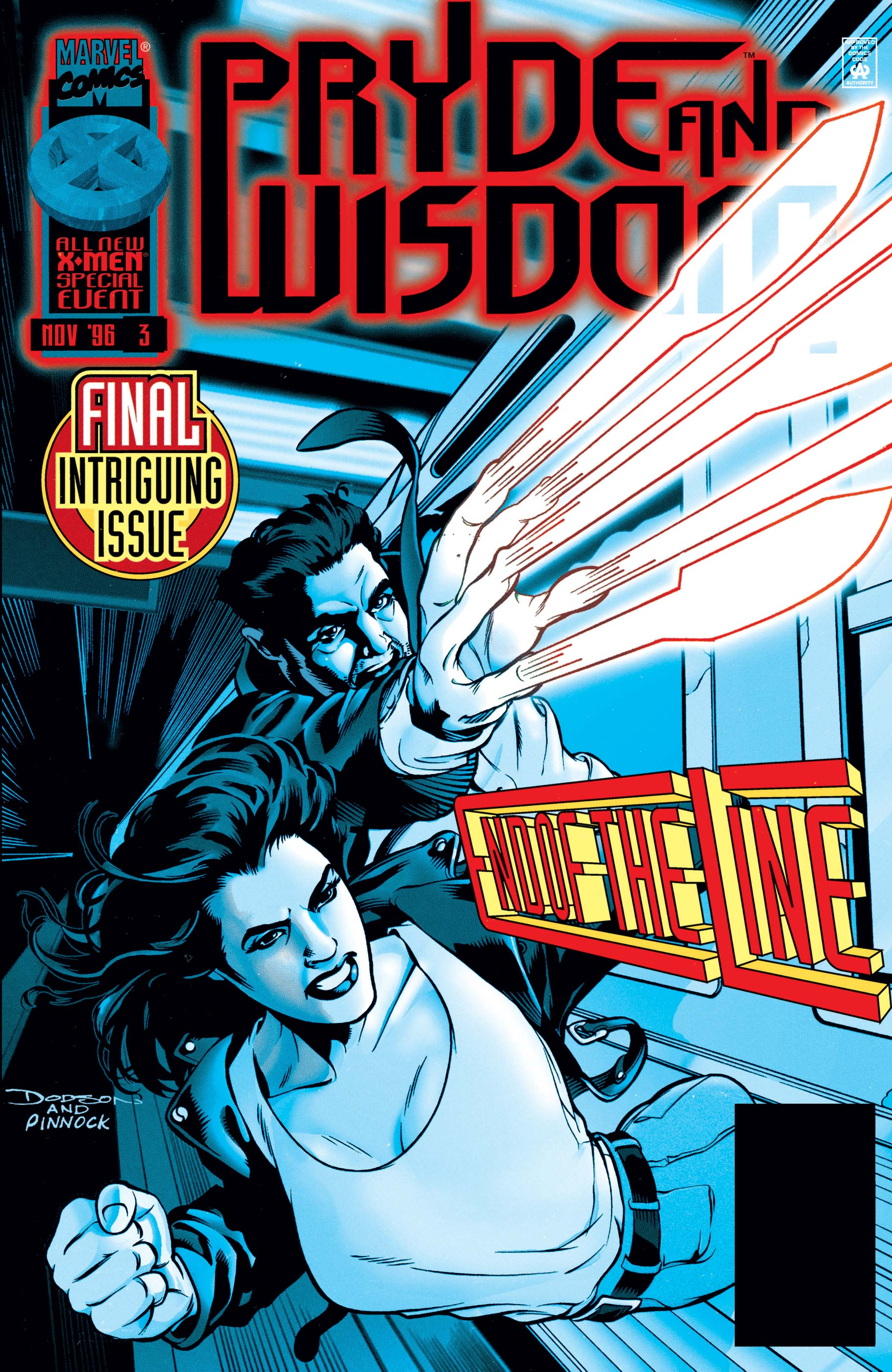 Pryde and Wisdom (1996) #3