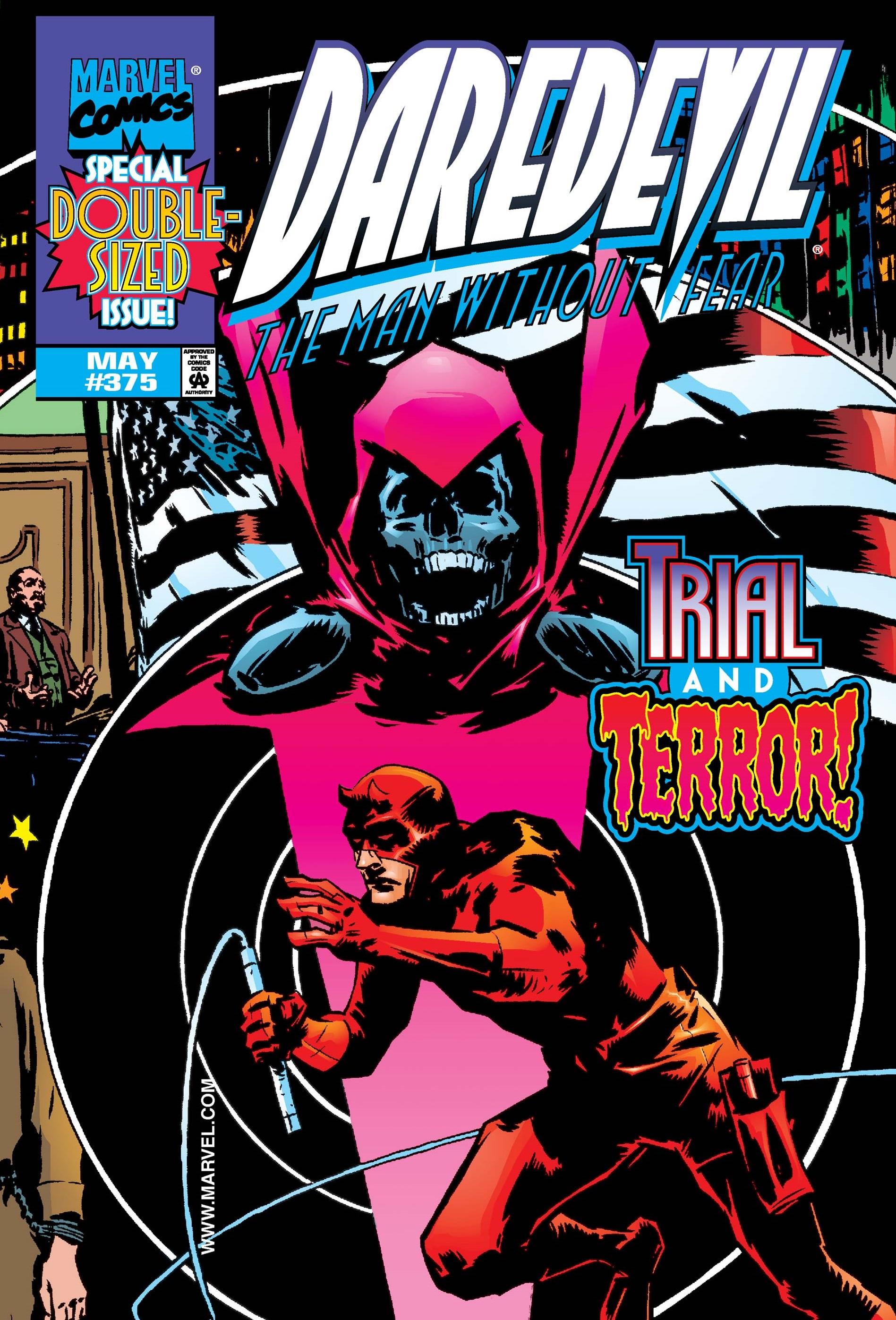 Daredevil (1964) #375