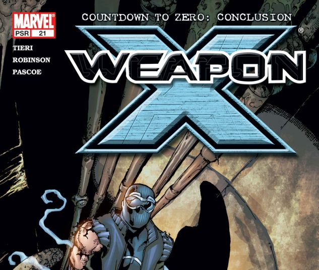 WEAPON X (2002) #21