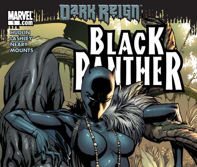 Black Panther (2008) #1