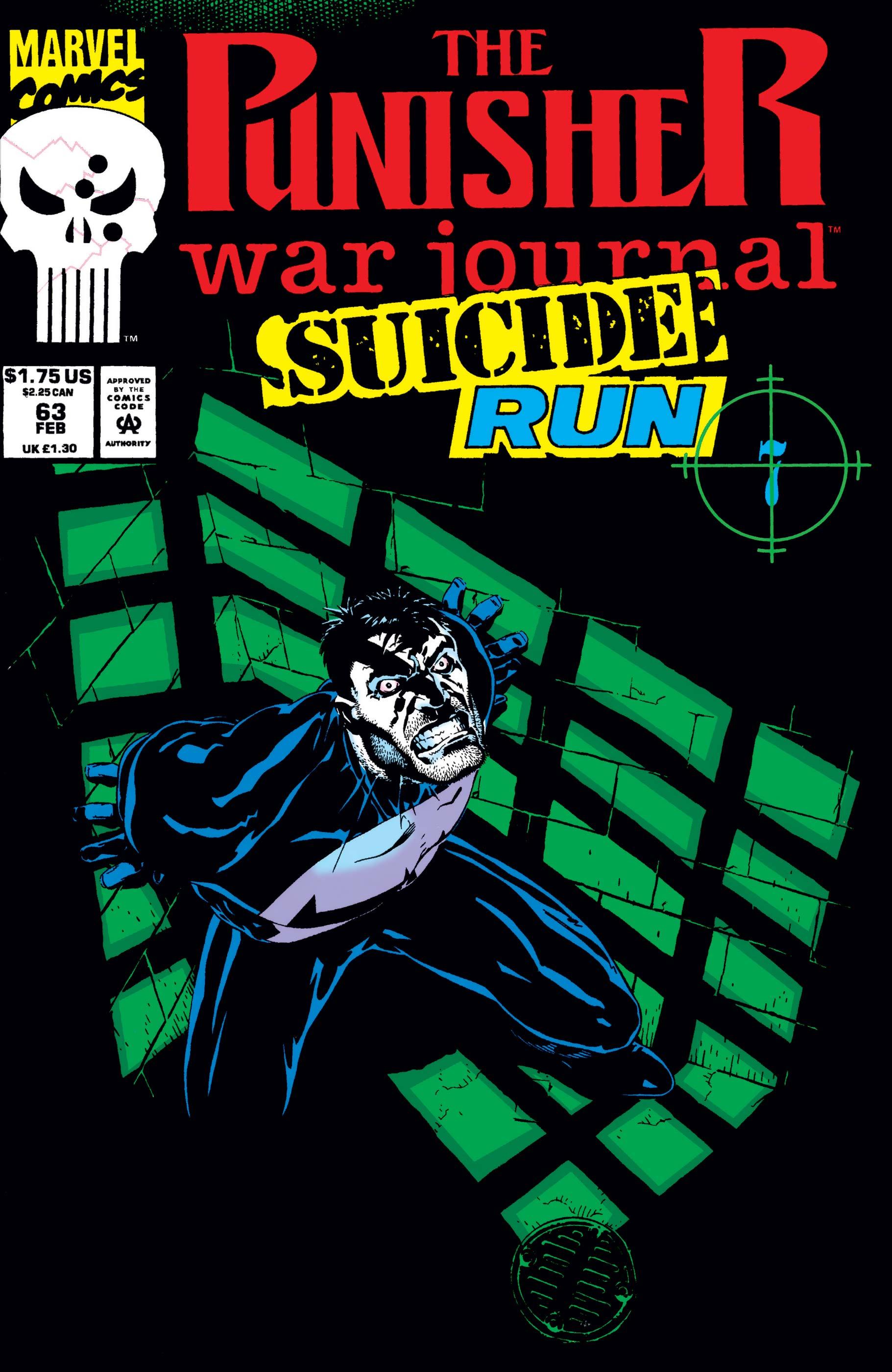 Punisher War Journal (1988) #63