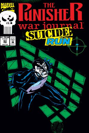 Punisher War Journal #63