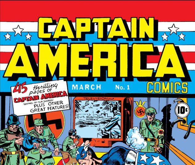 captain america comics 1941 1 comics marvel com