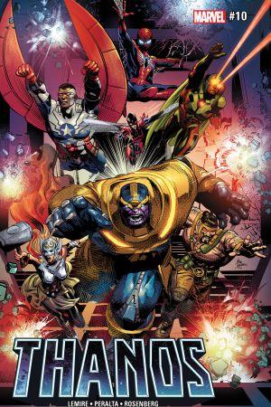 Thanos (2016) #10