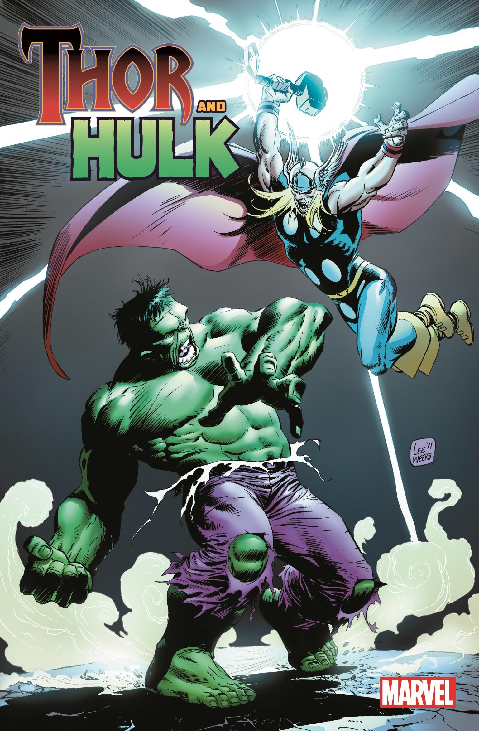 Thor & Hulk (Digest)