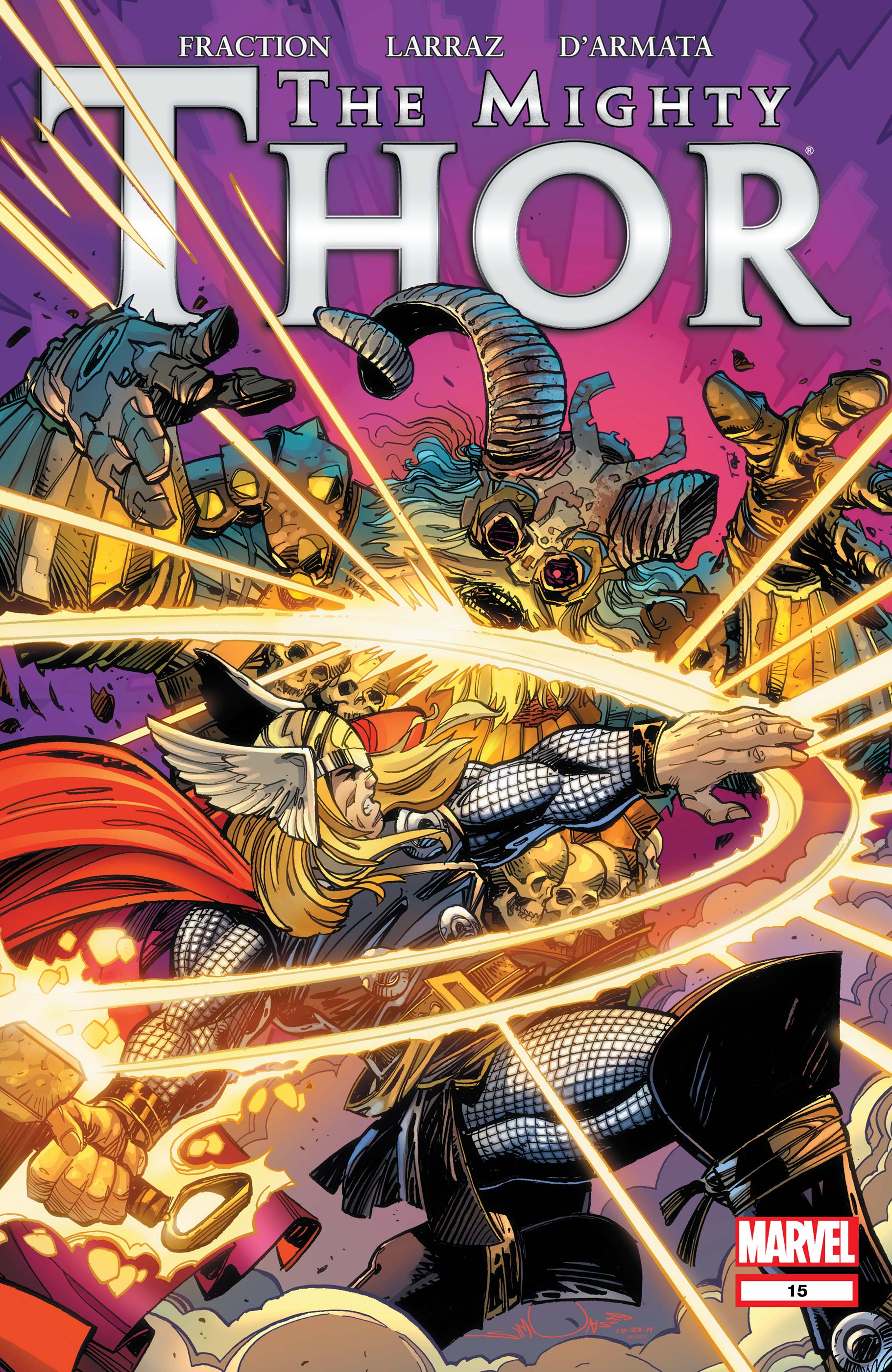 The Mighty Thor (2011) #15