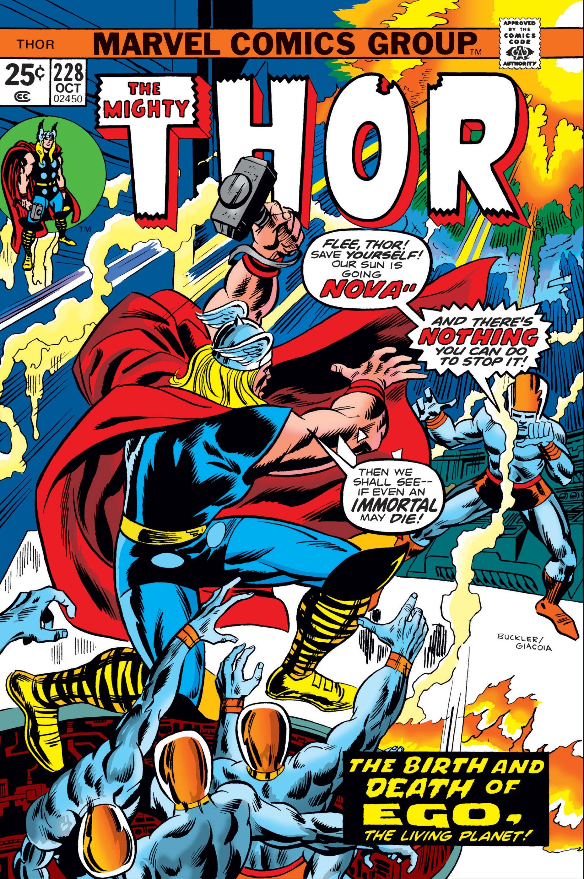 Thor (1966) #228