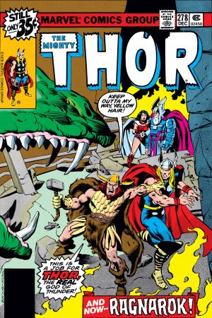 Thor (1966) #278