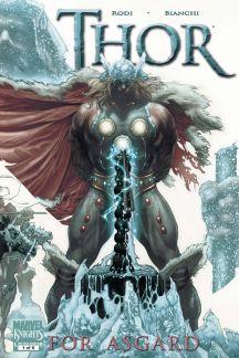 Thor: For Asgard (2010) #1