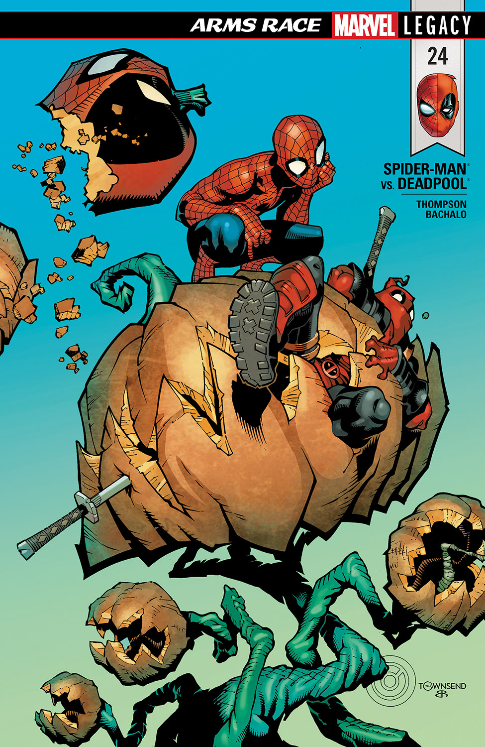 Spider-Man/Deadpool (2016) #24