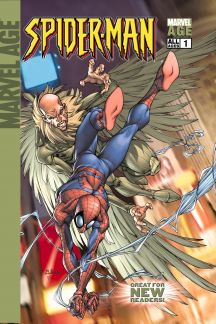 Marvel Age Spider-Man #1