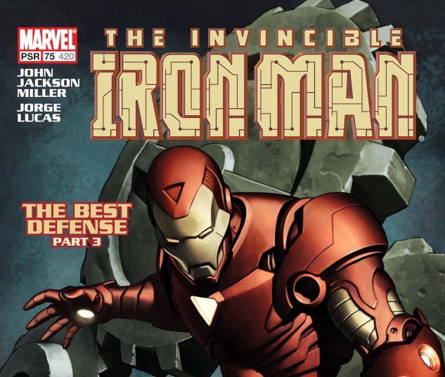 Iron Man (1998) #75