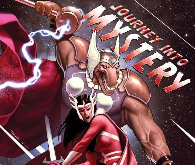 JOURNEY INTO MYSTERY (2011) #652