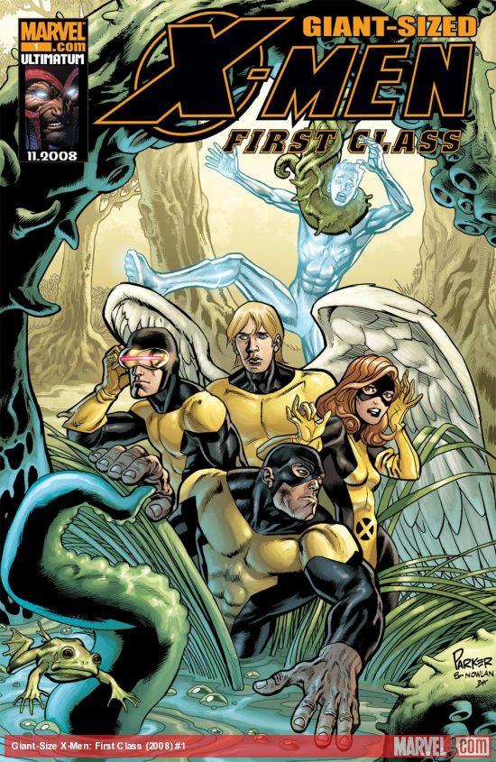 Giant-Size X-Men: First Class (2008) #1