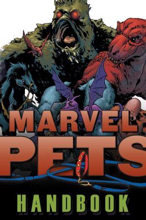 Marvel Pets Handbook (2009)