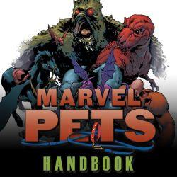 MARVEL PETS HANDBOOK (0000-present)