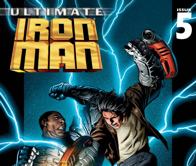 ULTIMATE IRON MAN (2005) #5