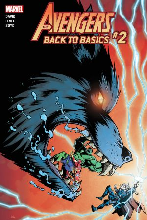 Avengers: Back to Basics #2
