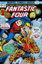 Fantastic Four (1961) #165 cover
