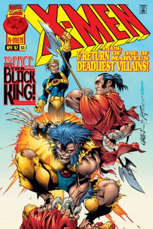 X-Men (1991) #63