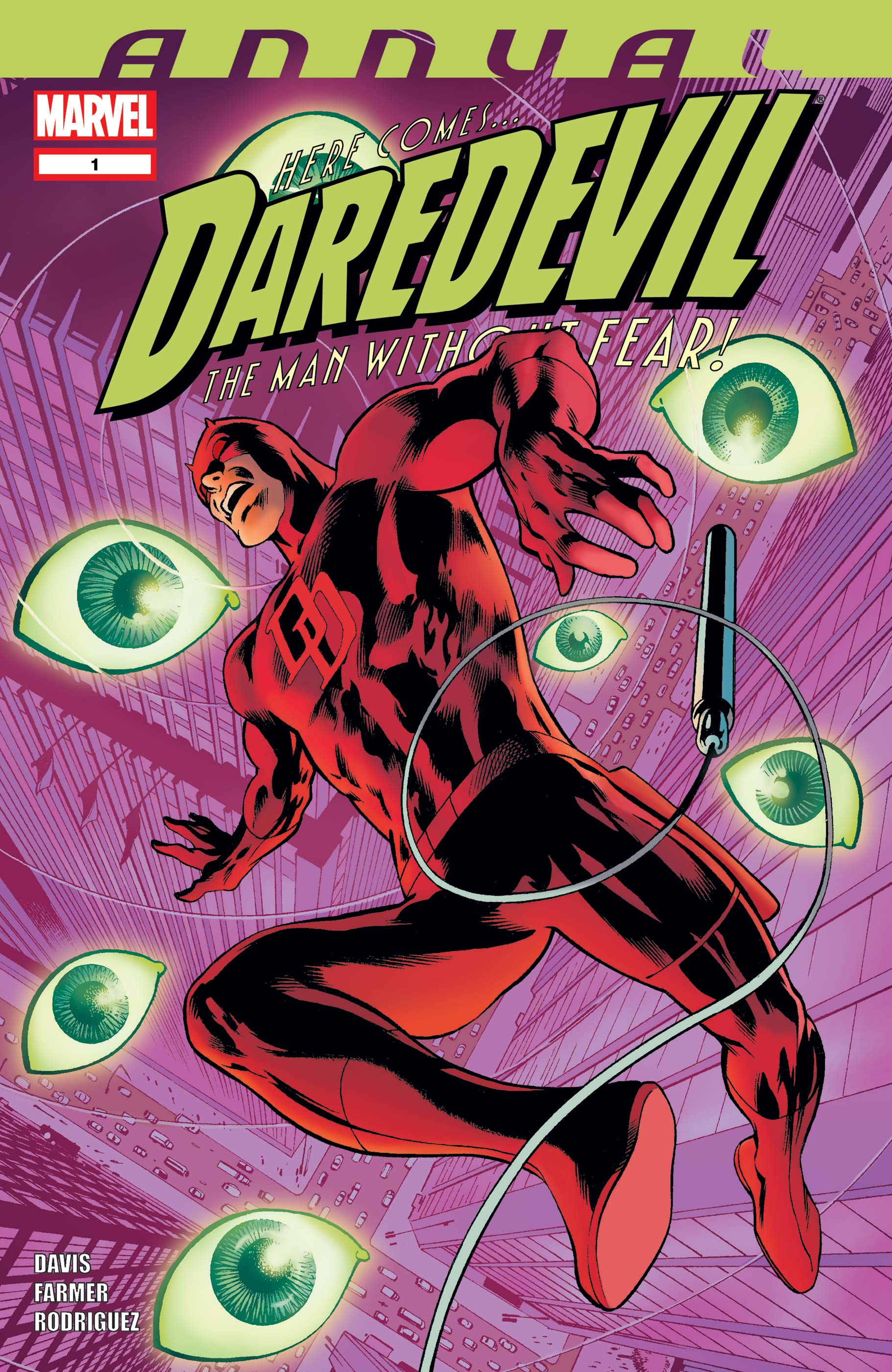 Daredevil Annual (2012) #1