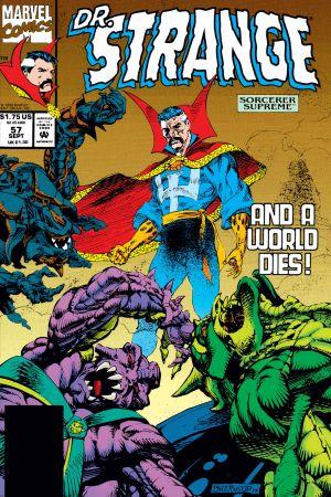Doctor Strange, Sorcerer Supreme (1988) #57